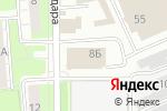 Схема проезда до компании Комплекс-С в Перми