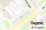 Схема проезда до компании Пит в Перми