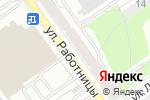 Схема проезда до компании Туристическое Агентство Морской Бриз в Перми