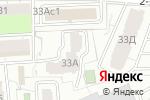 Схема проезда до компании КОЛИБРИ в Перми