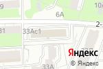 Схема проезда до компании Альфа-Право в Перми