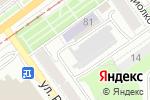 Схема проезда до компании Рестарт в Перми