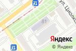 Схема проезда до компании НУР в Перми