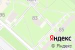 Схема проезда до компании ШефМаг в Перми