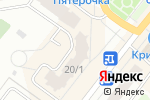 Схема проезда до компании Рублевка в Перми