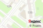 Схема проезда до компании Алиса в Перми