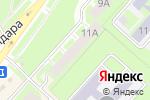 Схема проезда до компании Престиж в Перми