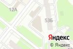 Схема проезда до компании СмениКварти.ру в Перми
