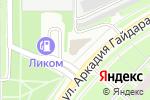 Схема проезда до компании Стратегия в Перми