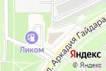 Схема проезда до компании Печки-лавочки в Перми
