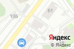 Схема проезда до компании ЛежарДин в Перми