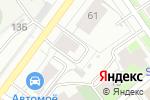 Схема проезда до компании Коляски с пробегом в Перми