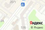 Схема проезда до компании NeoLana в Перми