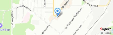 MisSolo на карте Перми