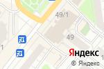 Схема проезда до компании Ажиотаж в Перми