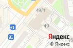 Схема проезда до компании Алмаз в Перми