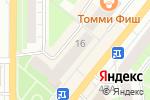 Схема проезда до компании LegoAuto в Перми