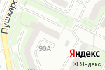 Схема проезда до компании Viva в Перми