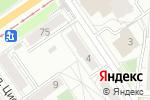 Схема проезда до компании Фото и видеостудия в Перми