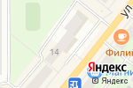 Схема проезда до компании Дачник в Перми