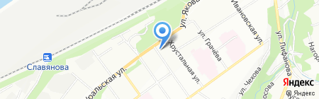 АвтоИнформ на карте Перми