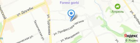 ПермПрофТранс на карте Перми