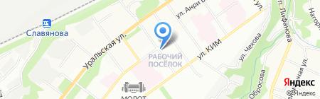 ВидеоПермь на карте Перми