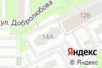 Схема проезда до компании БухПрофит в Перми
