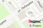 Схема проезда до компании Новостройка59 в Перми