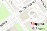 Схема проезда до компании Первая проектная компания в Перми