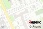 Схема проезда до компании Мегаоптторг в Перми