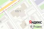 Схема проезда до компании МТС в Перми