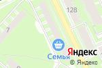 Схема проезда до компании Карамель в Перми