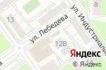 Схема проезда до компании Маковка в Перми