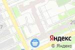 Схема проезда до компании КЛУМБА в Перми