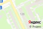 Схема проезда до компании Центр-я в Перми