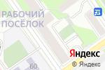 Схема проезда до компании Колор59 Территория Цвета в Перми