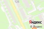 Схема проезда до компании Золотой койот в Перми