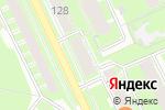 Схема проезда до компании Магазин зоотоваров в Перми