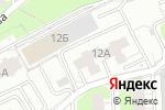 Схема проезда до компании Регионстрой в Перми