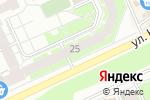 Схема проезда до компании FreskaRosa в Перми