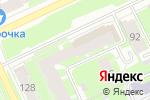 Схема проезда до компании Магазин пряжи в Перми