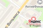 Схема проезда до компании Doner Kebab в Перми