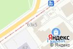 Схема проезда до компании Много мебели в Перми