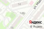 Схема проезда до компании Пятница в Перми