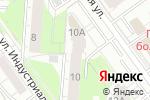 Схема проезда до компании ПромЭнерго в Перми