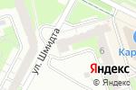 Схема проезда до компании Кожа и Меха в Перми