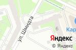 Схема проезда до компании Стоматологический кабинет в Перми