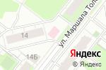 Схема проезда до компании Стоматологическая поликлиника №4 в Перми
