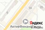 Схема проезда до компании Бережная аптека в Перми
